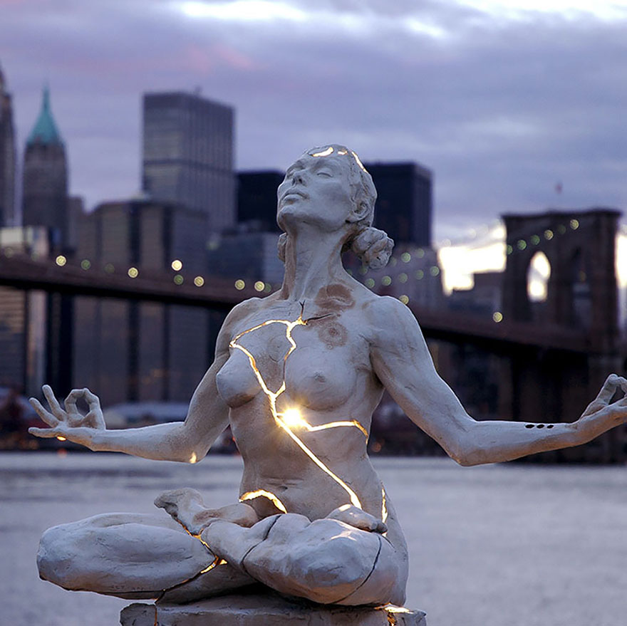 statue belle new york