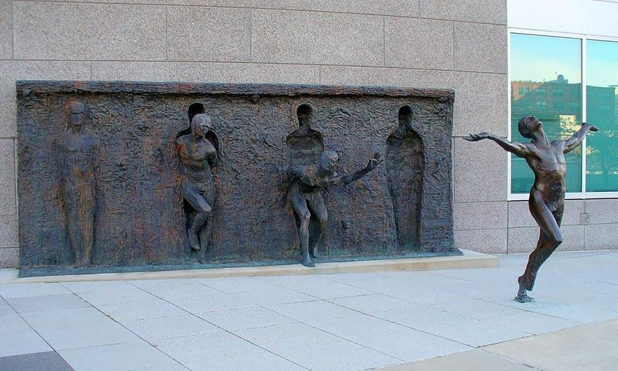 statue belle liberato dal tuo stampo