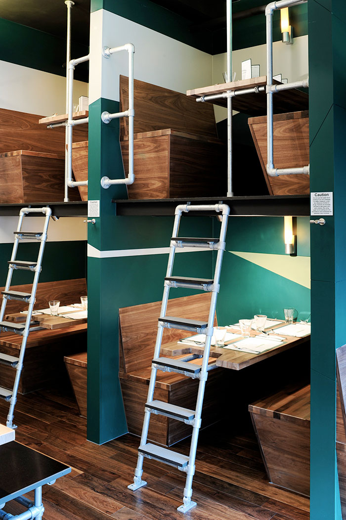 Bangalore Express Restaurant, Londra