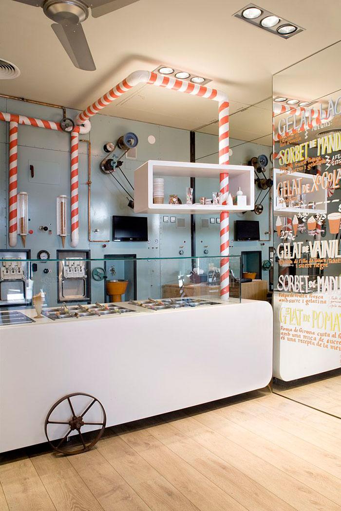 Rocambolesc Cafe, Girona, Spagna