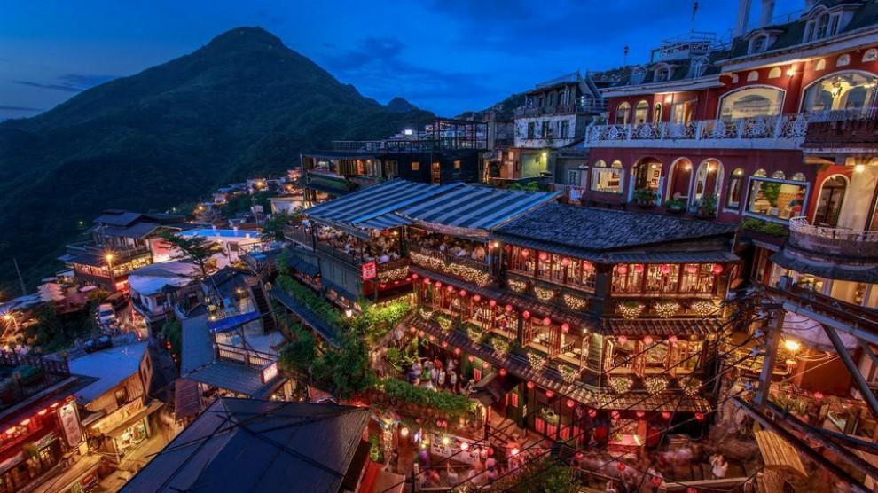 Jiufan, Taiwan