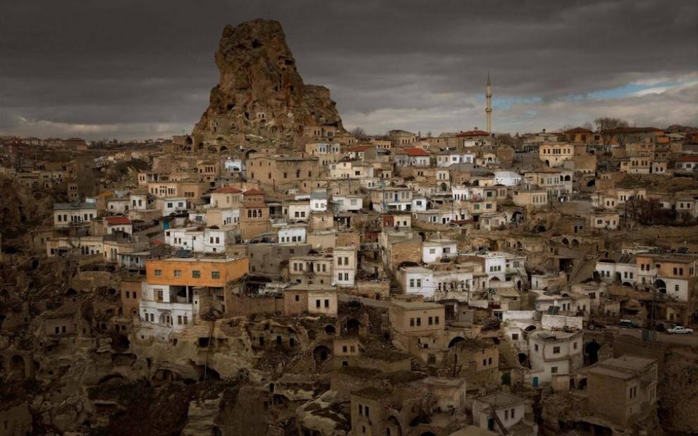 Villaggio in Cappadocia