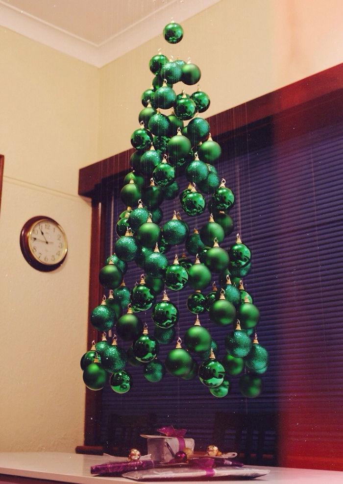 Foto Di Alberi Di Natale Originali.15 Degli Alberi Di Natale Piu Originali Di Sempre