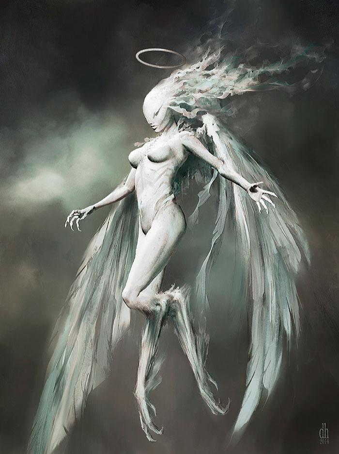 Vergine concept