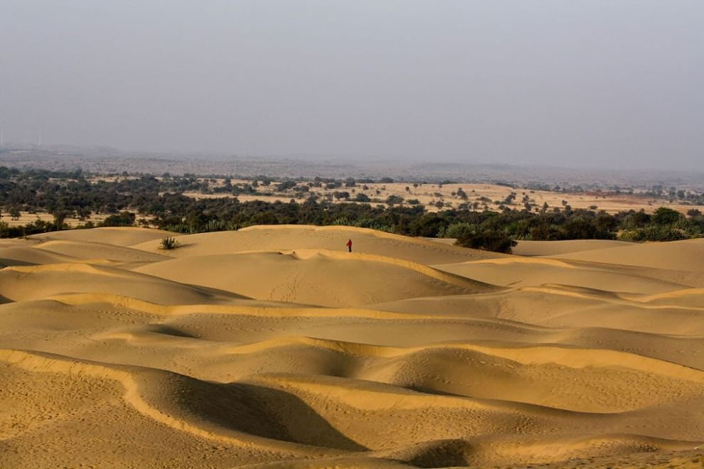 deserto thar india