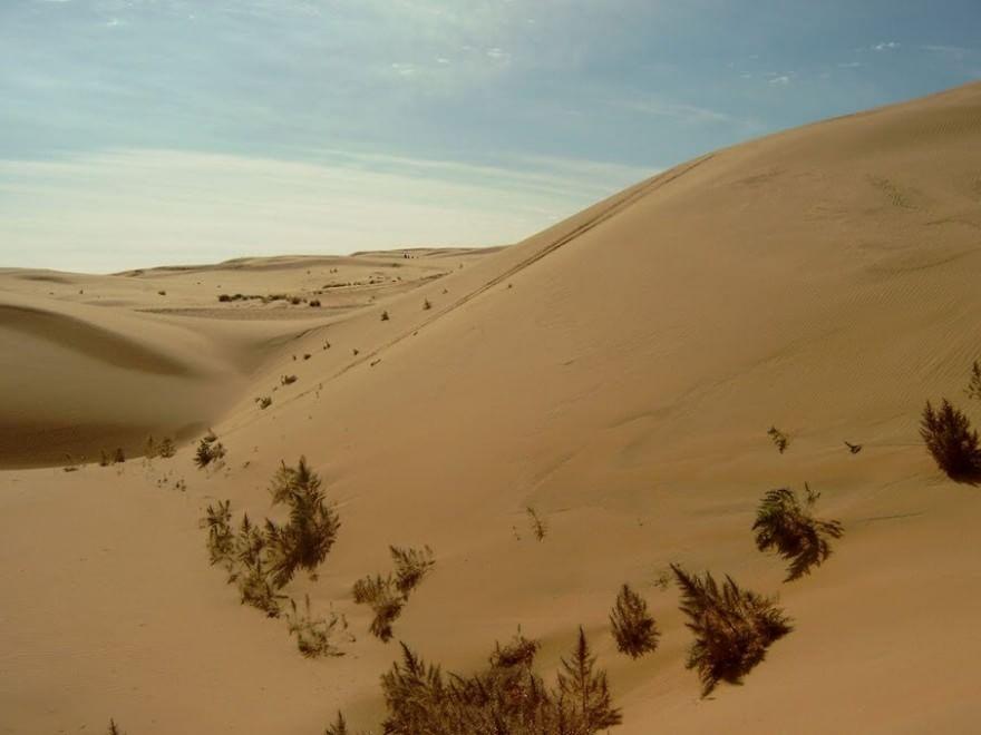 deserto gobi, asia