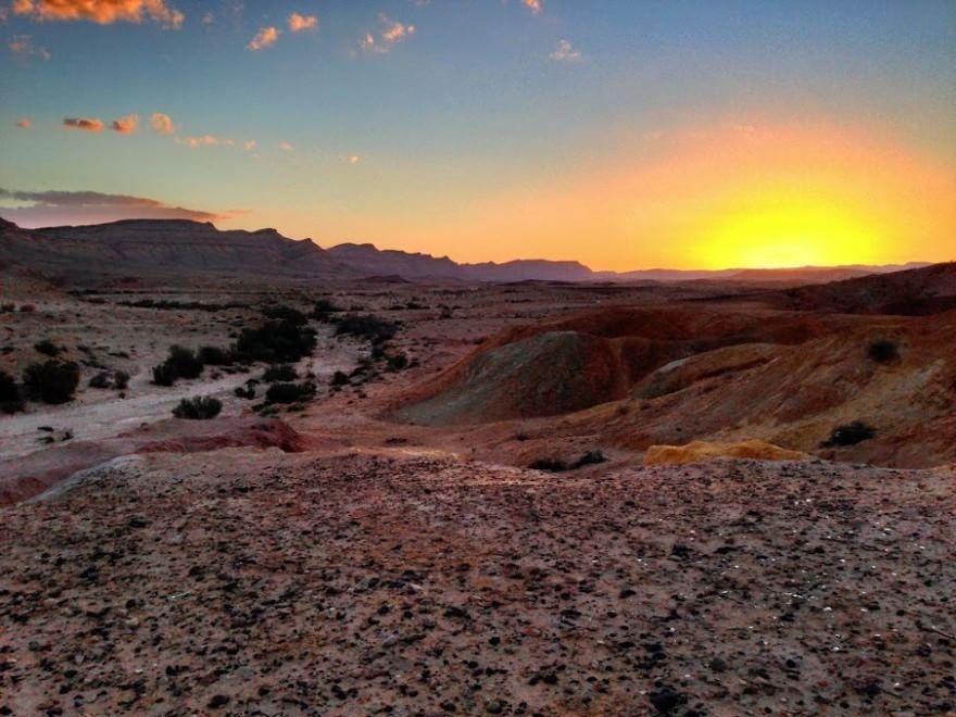 deserto negev israele