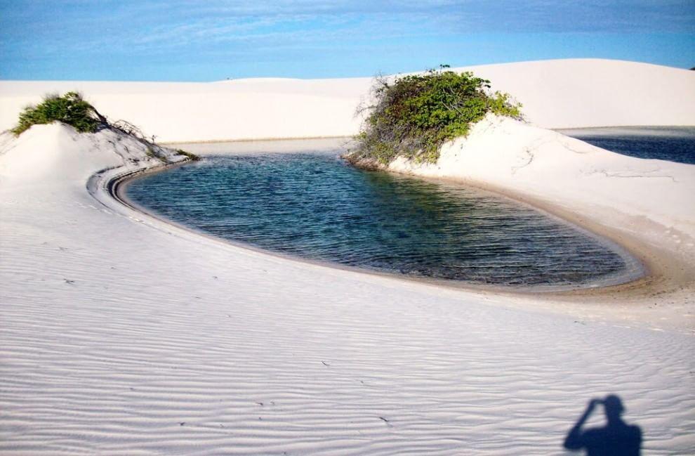deserto Lençóis Maranhenses