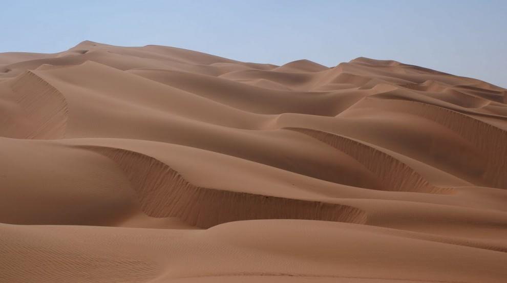 deserto rub al khali