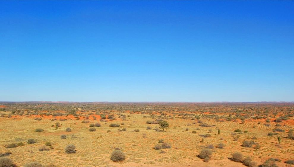 deserto simpson australia
