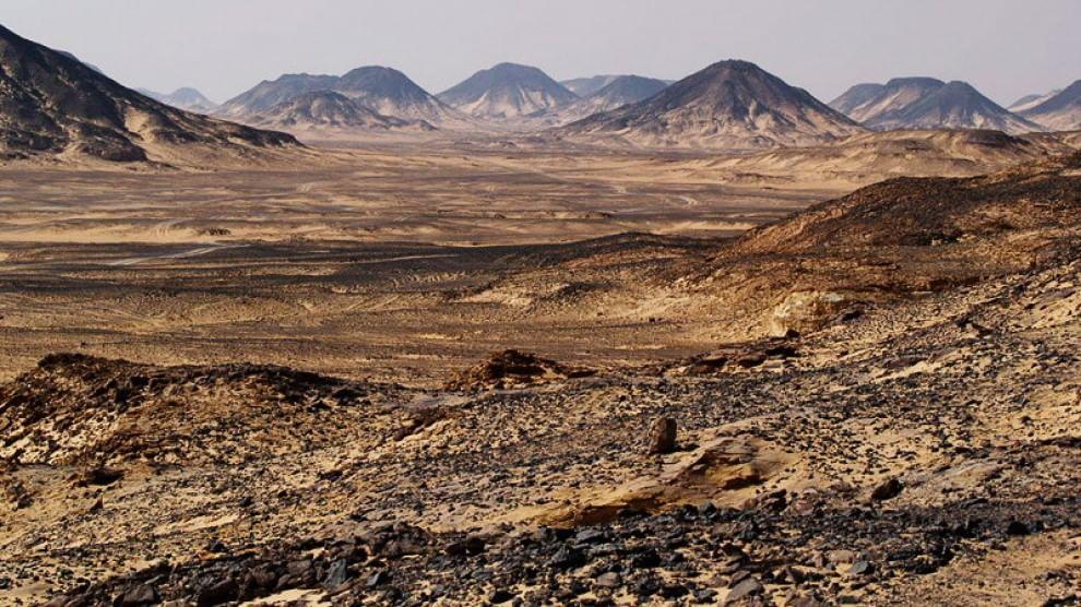 black desert egitto