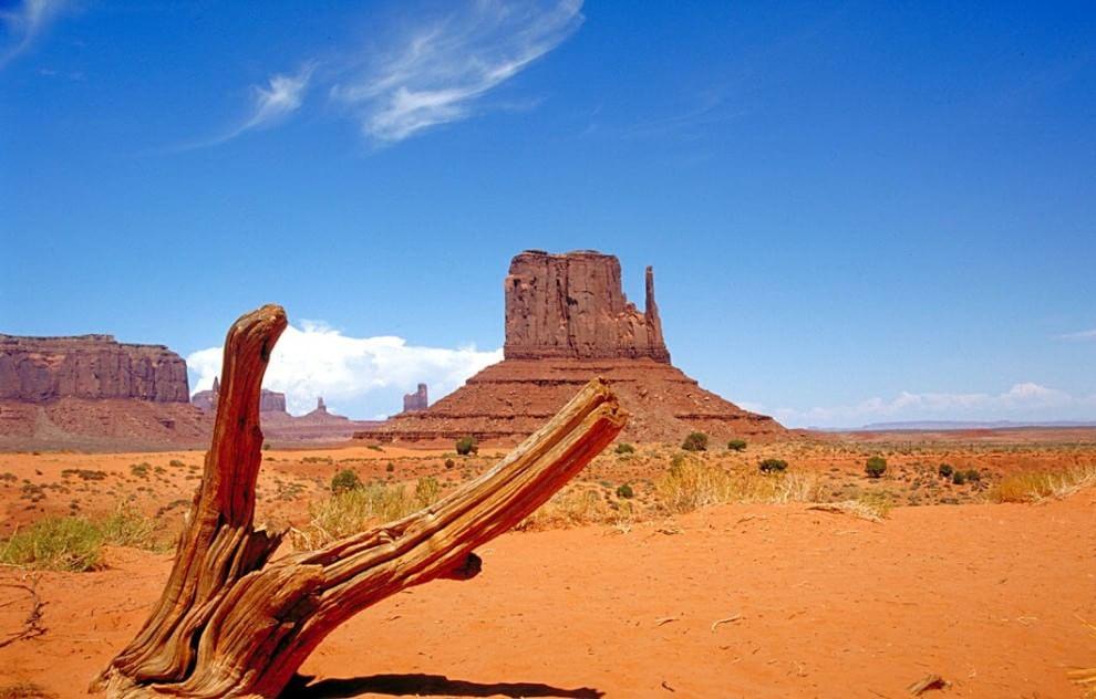 deserto monument valley