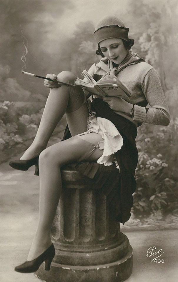 donne di 100 anni fa