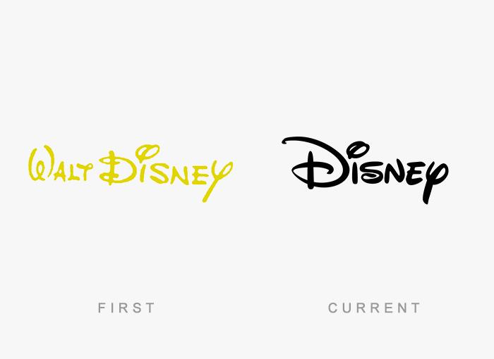 vecchio logo Disney