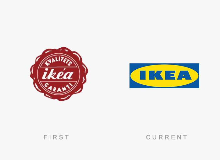 vecchio logo Ikea
