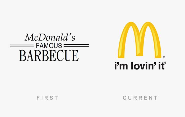 vecchio logo McDonald