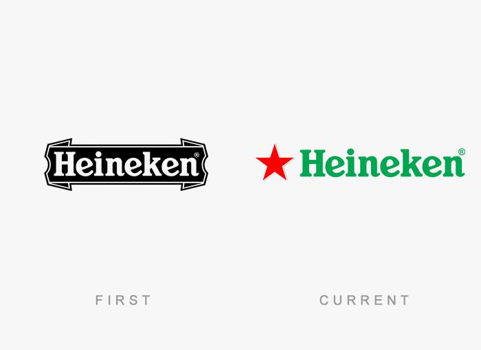 vecchio logo Heineken