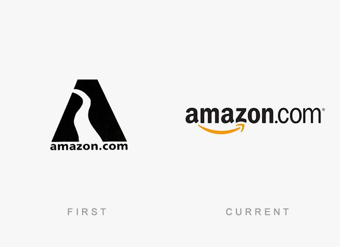 vecchio logo Amazon