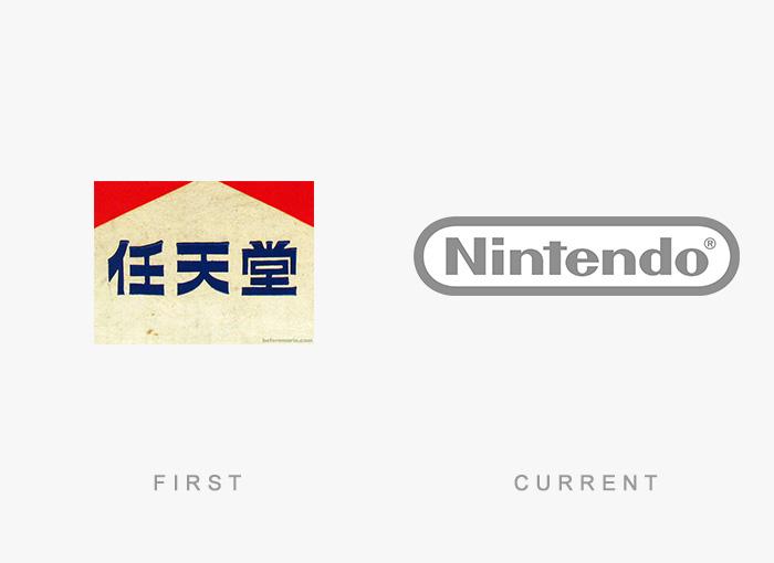 vecchio logo Nintendo