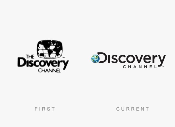 vecchio logo Discovery Channel