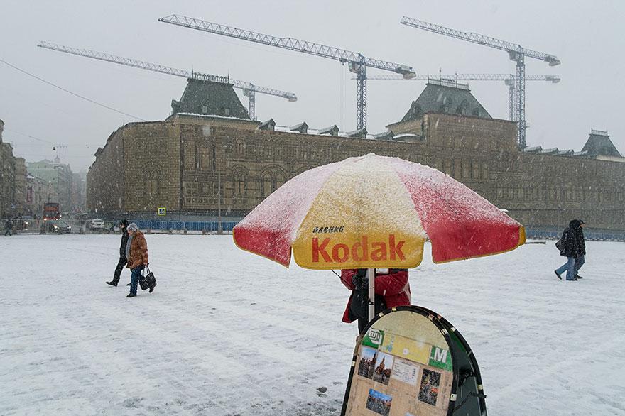 Piazza davanti alla Tomba di Lenin, Mosca