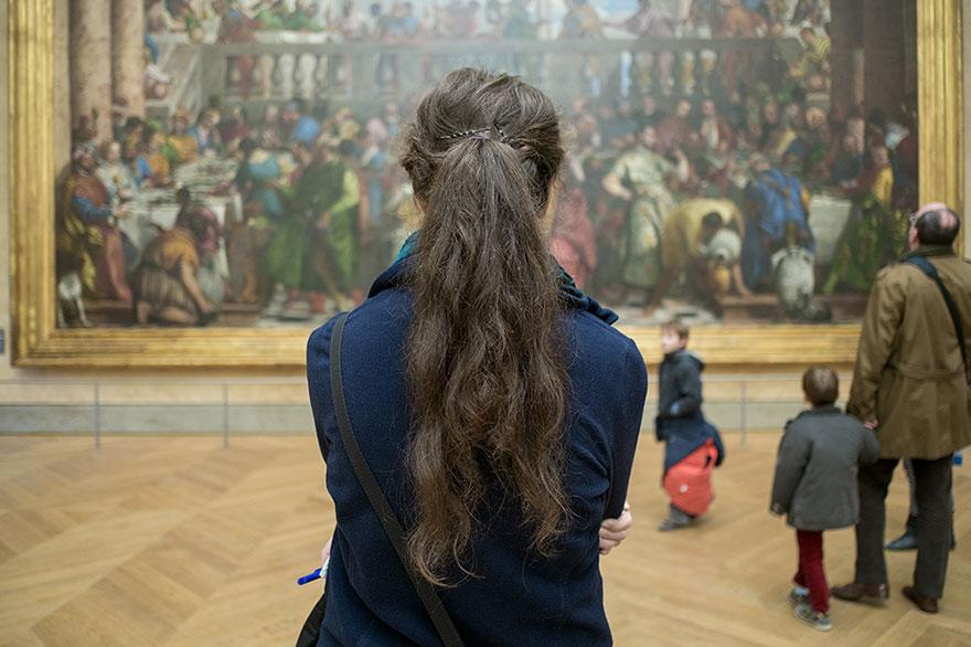 Mona Lisa dall'altro lato