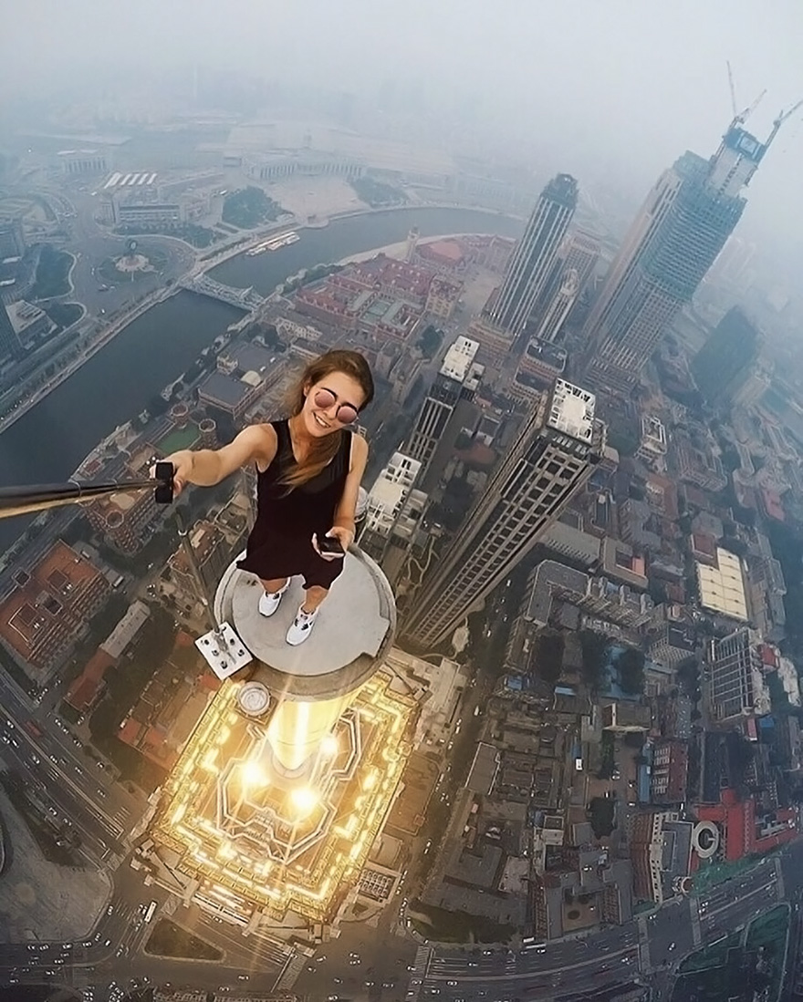 selfie più rischiosi di sempre