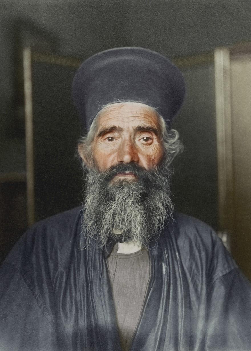 Prete greco-ortodosso del 1900