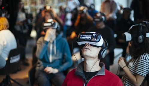 cinema realtà virtuale amsterdam