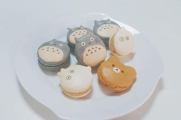 Macarons Carini