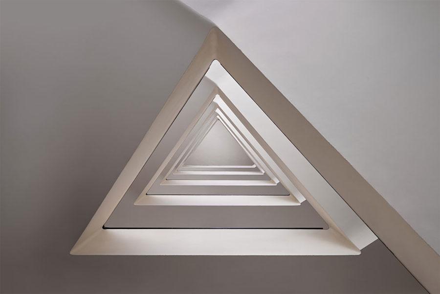 geometria delle scalinate di Budapest
