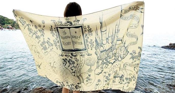 foulard Harry Potter