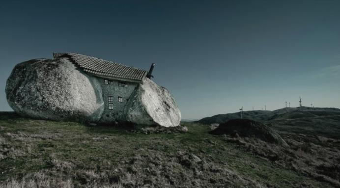 Casa do Penedo, Portogallo