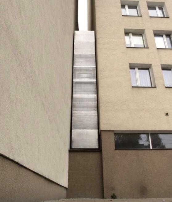 Casa Keret, Polonia, la casa più stretta del mondo
