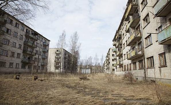 città segrete russia