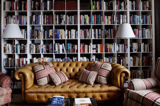 stanza perfette se ami i libri
