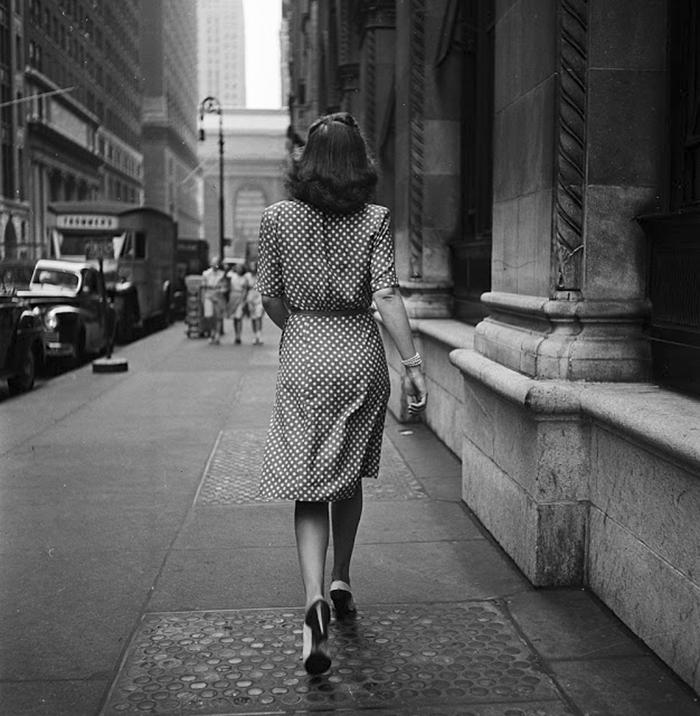 Passeggiando per le strade di New York