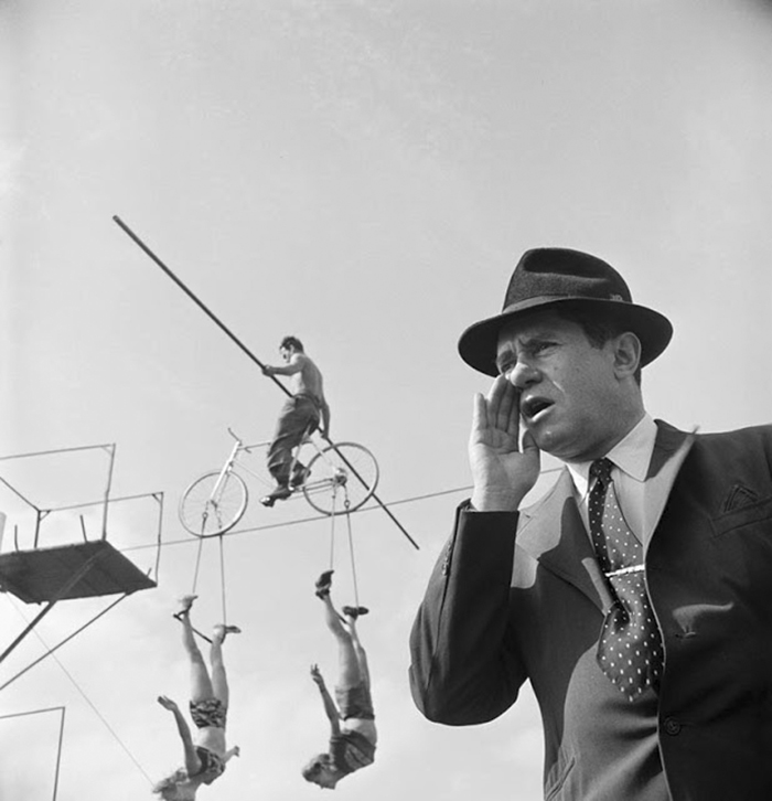 Circo degli anni 40