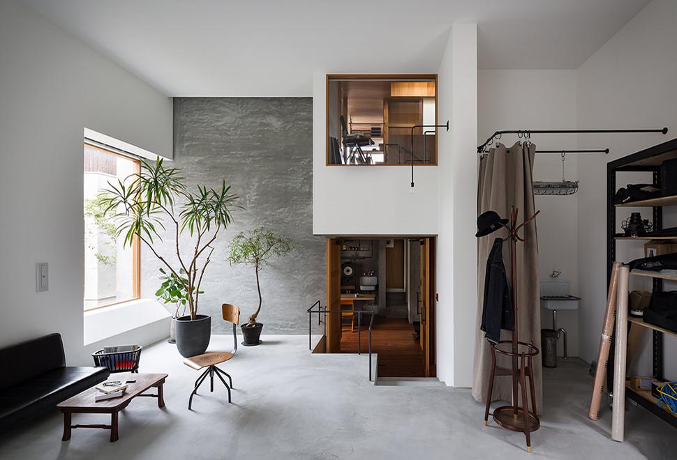 case minimaliste giappone
