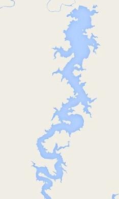 fiume drago blu portogallo