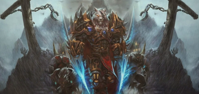 Il tester di World Of Warcraft
