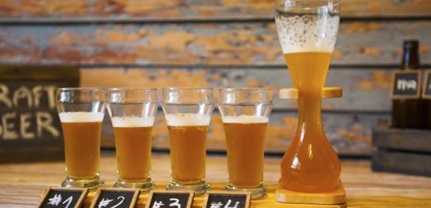 L'assaggiatore di birra