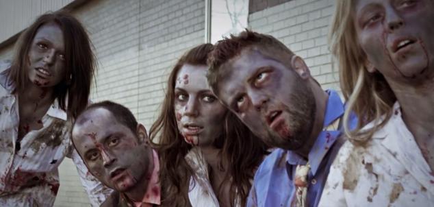 Lo zombie professionista