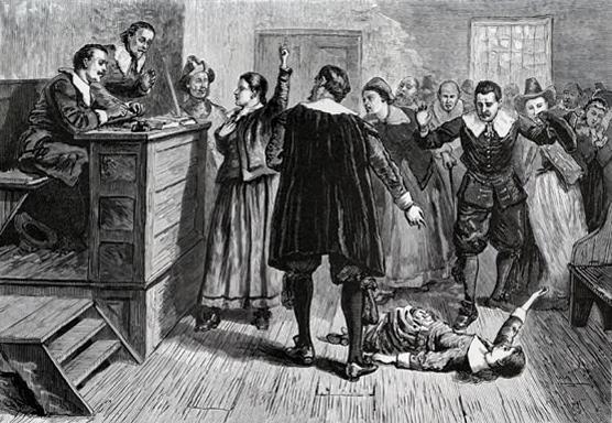 I processi alle streghe di Salem