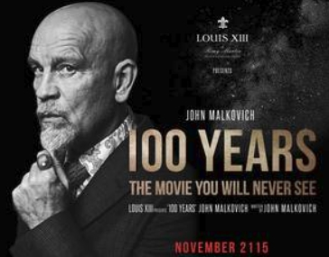 film 100 years con John Malkovich