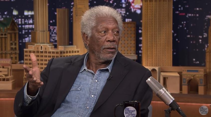 Morgan Freeman e il suo sforzo per le api