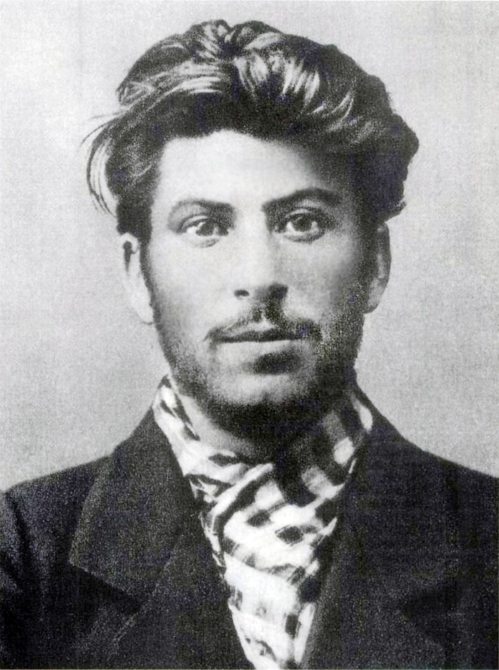 Joseph Stalin da giovane, 1902