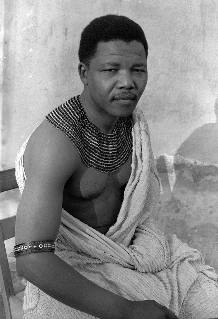 Giovane Nelson Mandela, 1961