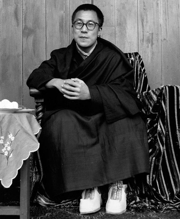 Il Dalai Lama a 14 anni