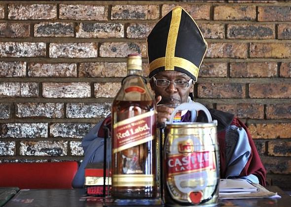 chiesa bevitori